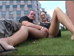 hardcore, german, deutsch, couple, fuck, public, outdoor