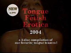 fetish, big, wet, tongue fetish
