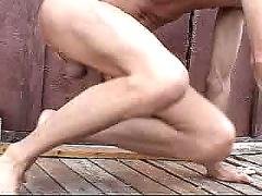 gay, male, anal, stretching