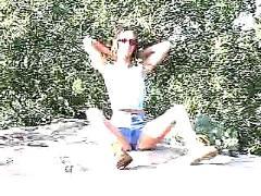 Crissy moran exhibitionist clip 1