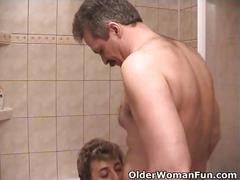 milf, blowjob, mature, grandpa, shower, mom, granny, grandma, gilf, grandmother, mature-sex, tiny-dick, tiny-cock, granny-sex, mom-and-dad