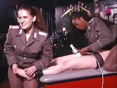 Lesbian torture interrogation
