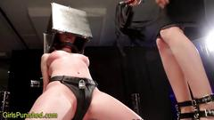 bdsm, lesbian, masturbation, bondage, fetish, slave, whip, bound, leather, lezdom, tied up