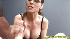 big cock, cumshot, mature, amateur, bigtits, brunette, close up, cougar, milf, pov, sweet