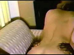 Mature woman get fucked by black guy