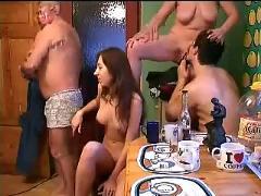 Mature orgy sex