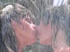 Hyapatia lees lesbian shower