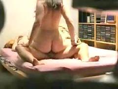 Wife riden cock hard