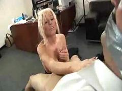 His  bitch boss...f70