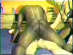 Mature slut teaches young blonde about bbc...f70
