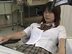 Spycam during medical examination part 1
