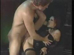 Sexy brunette ass spanking and  fucking...f70