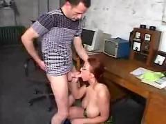 Big tits german mature