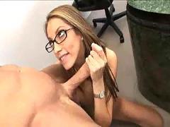 The sexy secretary m27