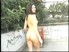 amateur, flashing, public nudity
