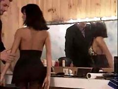 Anita fucked hard in her dressing room...f70