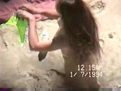Vintage beach sex