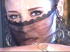 Erica campbell -- belly dancer - genie