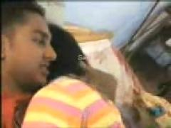 Cute desi couple film