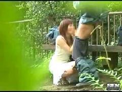 Japanese voyeur
