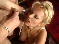 German mature fucked by young guy...bmw