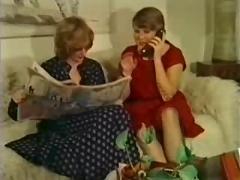 Classic vintage retro - diamondclip - girls nite out