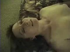 White mature woman fucking black guy