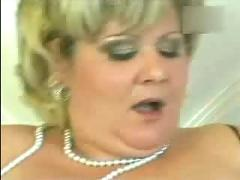 German bbw chubby mature granny