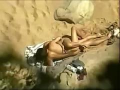 Public beach sex pt 5