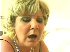 German bbw granny oma fucked