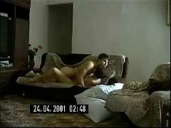 Amateur russian mature mother and son