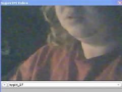 Webcam mom