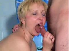Russian mature slut lana fucked