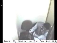 Pakistani netcafe voyeur