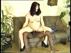 German pregnant fucked by black man