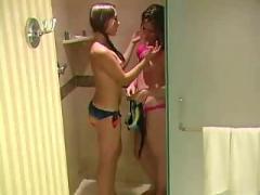 Drippin wet bikini teens.f70