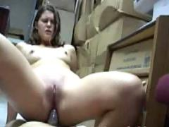 Teen amateur anal casting