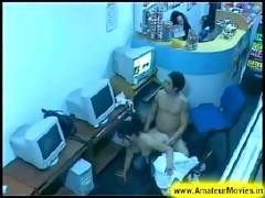 Flagra real sexo em lan house