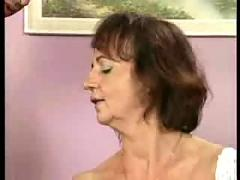 German granny super milf orgy part 1