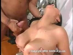 cumshots, nipples, tits