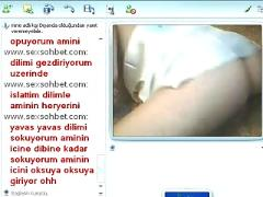 Turkish turk webcams mine