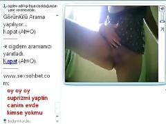 Turkish turk webcams cigdem