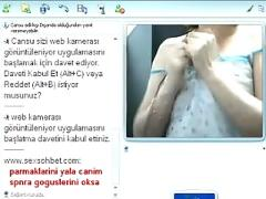 Turkish turk webcams cansu