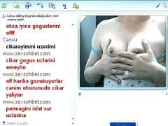 Turkish turk webcams cansu