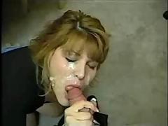 Milf fantastic facial