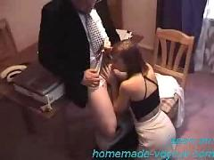 Stundent sex with boss