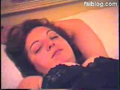 Arab housewife hairy pussy