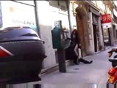 Paris public sex