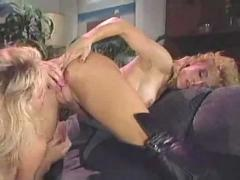 I love the 80s - nina & laurel lesbian orgasms
