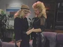 blondes, lesbians, vintage